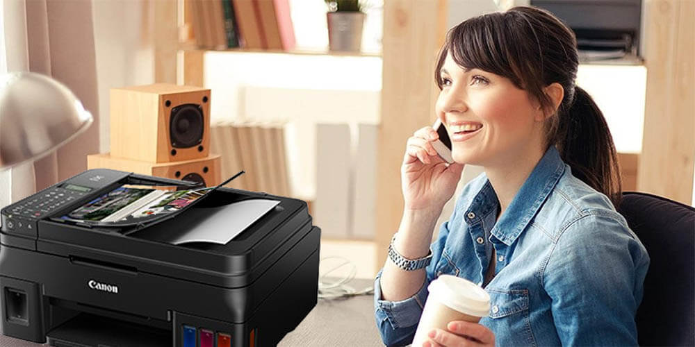 Fix the problems of Canon printer Not Printing