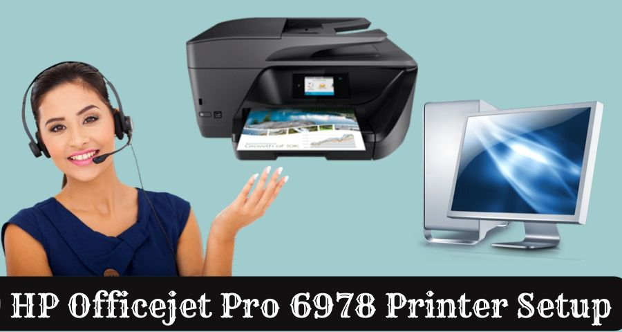 Points to Setup HP Officejet Pro 6978 all-in-one Printer