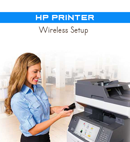 HP Printer Wireless Setup